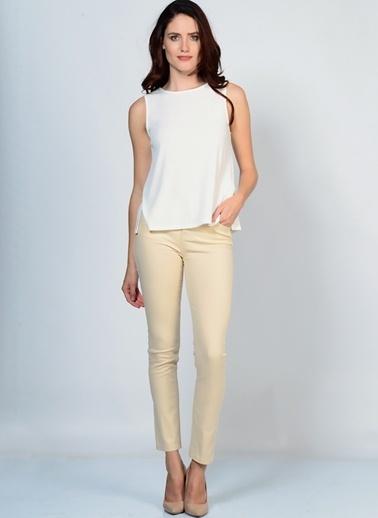 Fresh Company Klasik Pantolon Bej